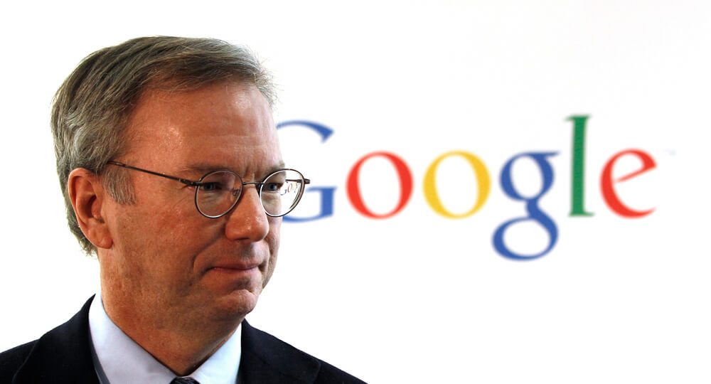 eric schmidt, donald trump, immigration ban