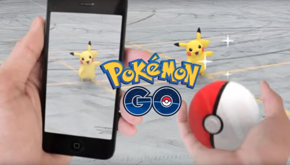 augmented reality, pokemon go