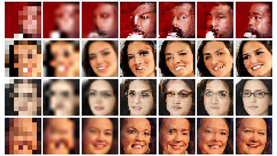 image recognition, neural networks, pixel, zoom and enhance