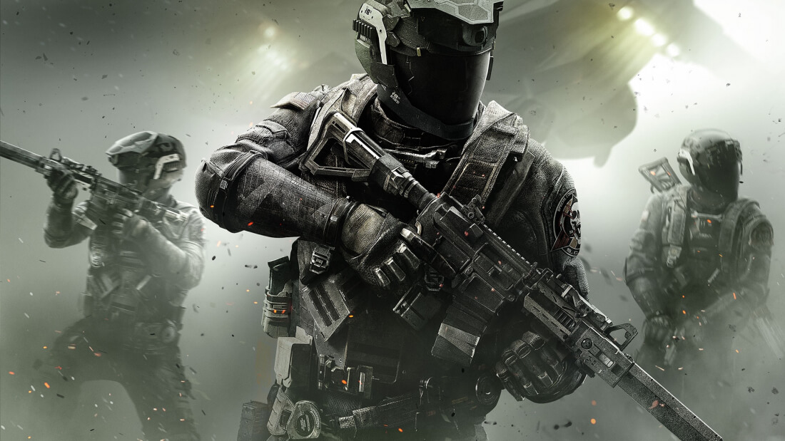 activision, call of duty, sledgehammer games