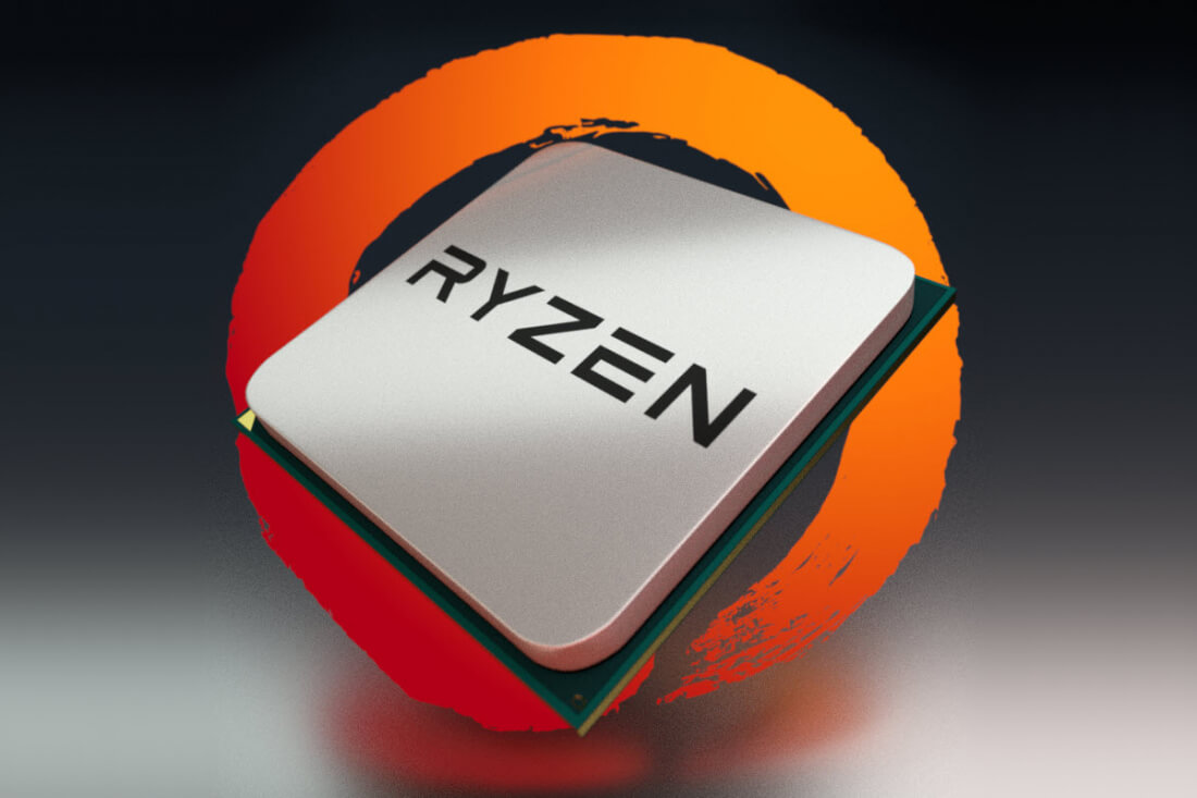 cpu, amd ryzen