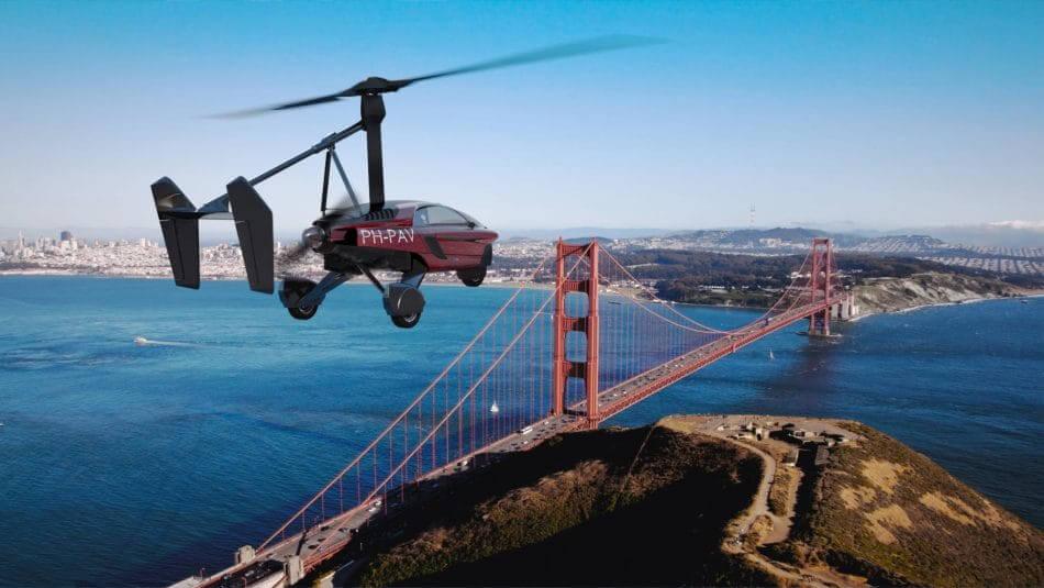 flying cars, pal-v