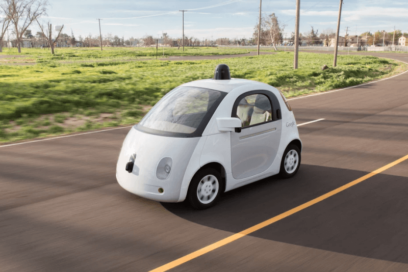self-driving cars, alphabet