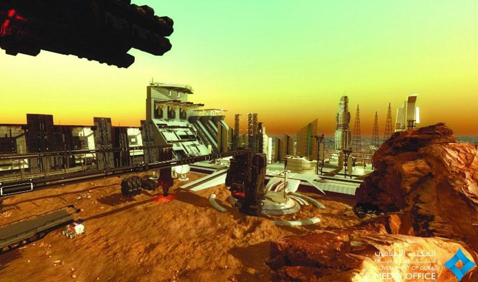 ребенок проект марсианский город в дубае создавайте комбинацию термобелья
