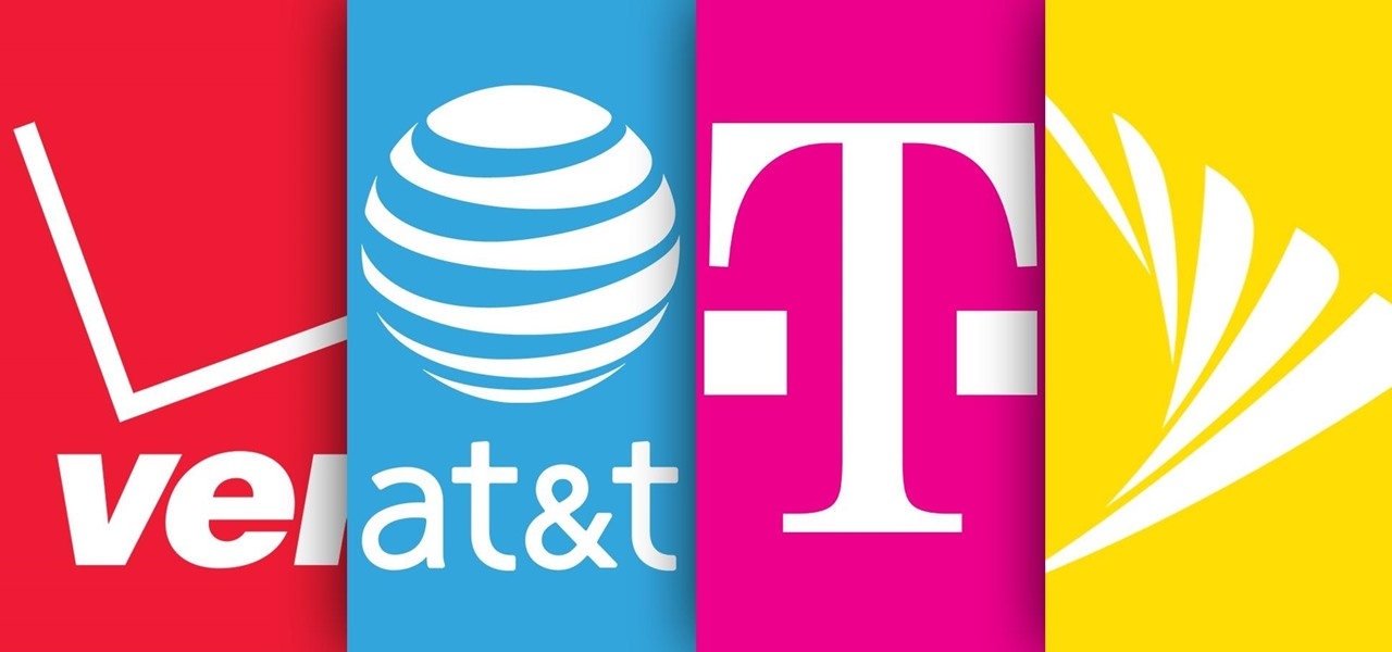 t-mobile, sprint, verizon, att, wireless, unlimited