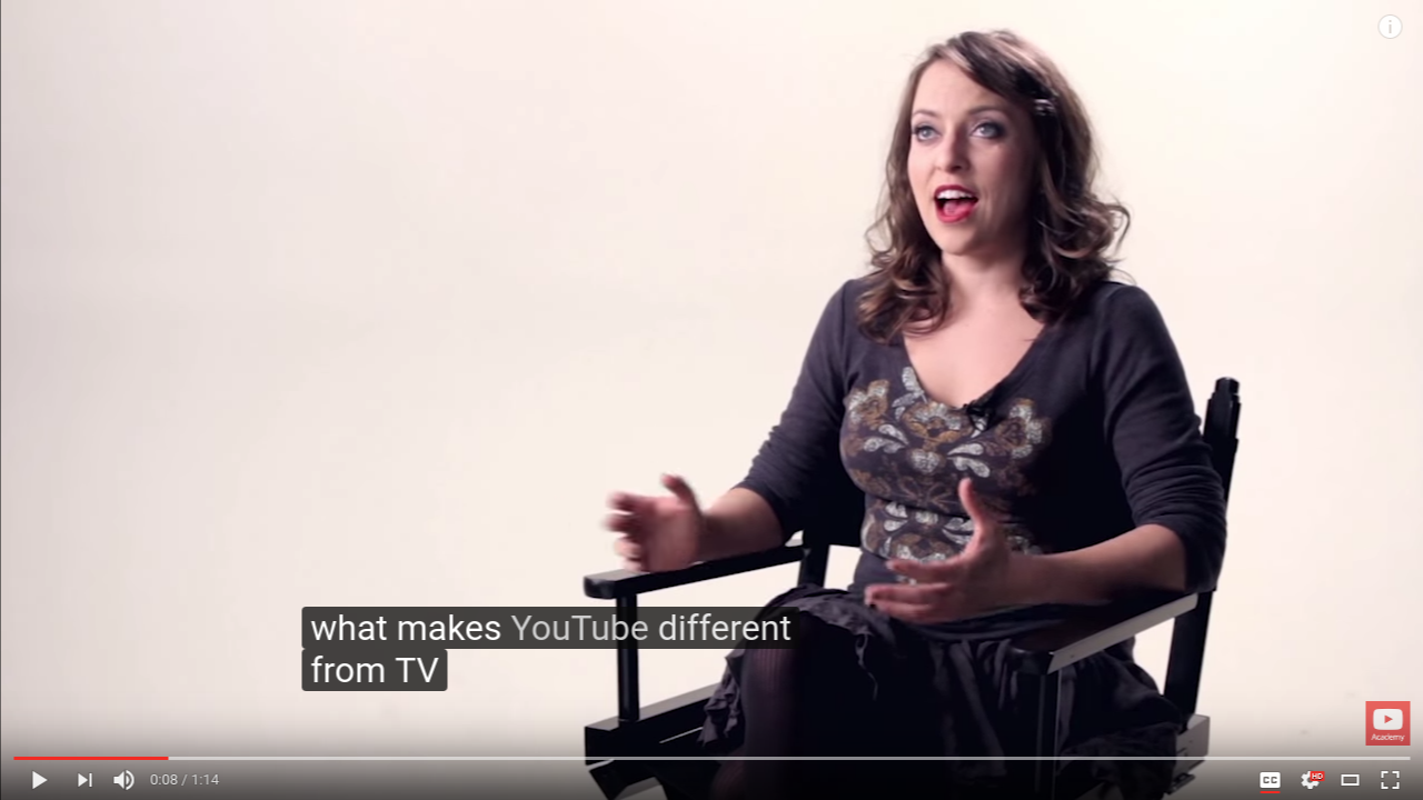 google, youtube, captions