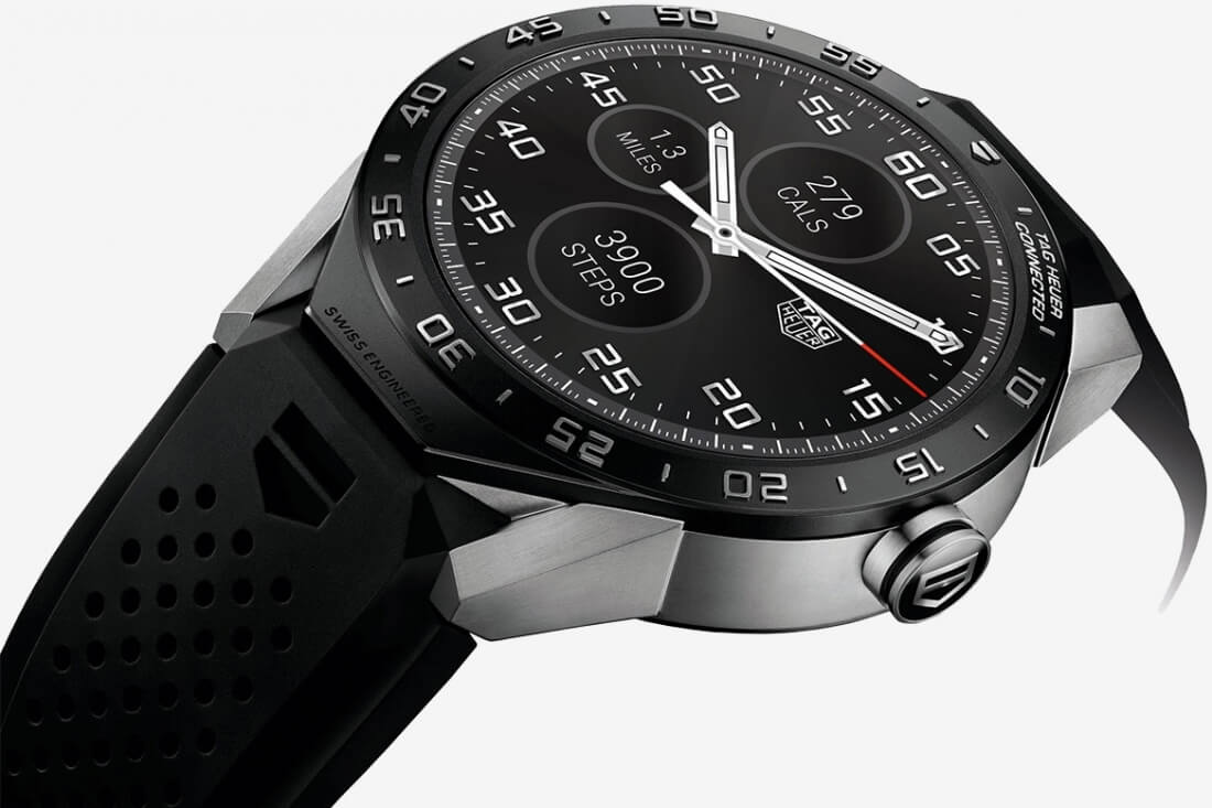 tag heuer, tag heuer connected, connected modular
