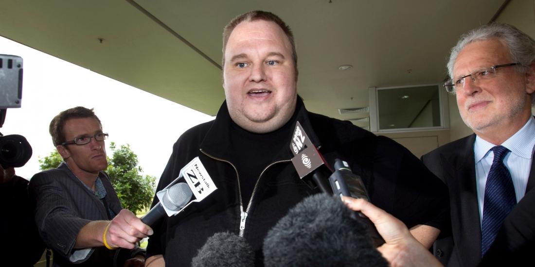 megaupload, kim dotcom, extradition
