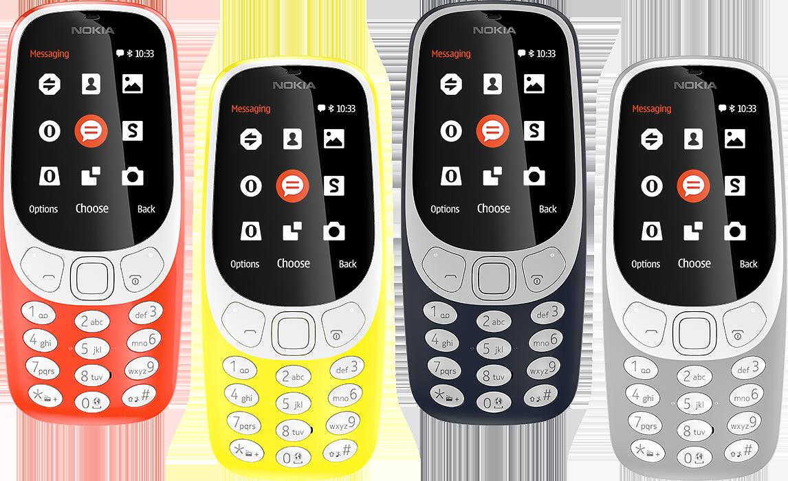 nokia, phone, mwc 2017, hmd global, nokia 3310