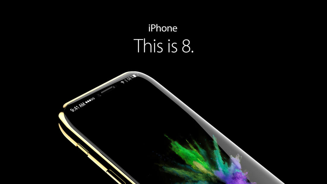 iphone, rumor, oled, smartphone, curved display, iphone 8, usb-c