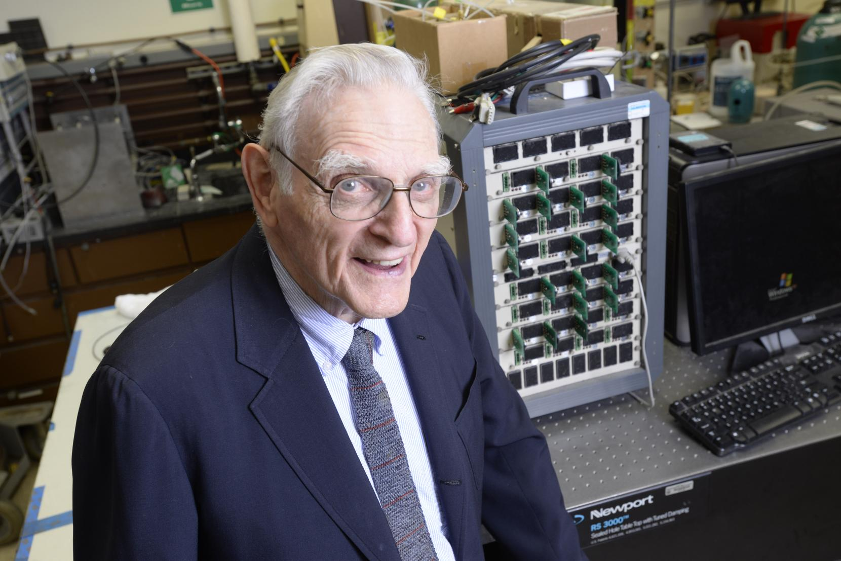 battery technology, john goodenough