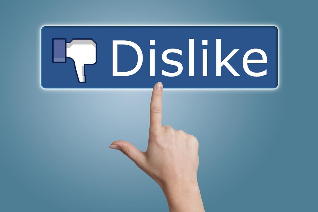 facebook, emoji, social network, messenger reactions, dislike button