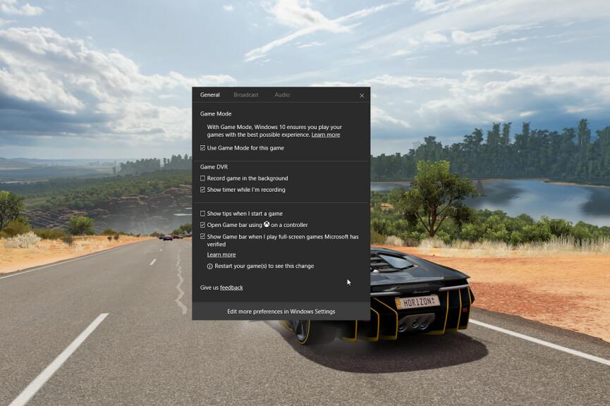 software, pc gaming, windows 10, creators update, windows 10 creators update, game mode