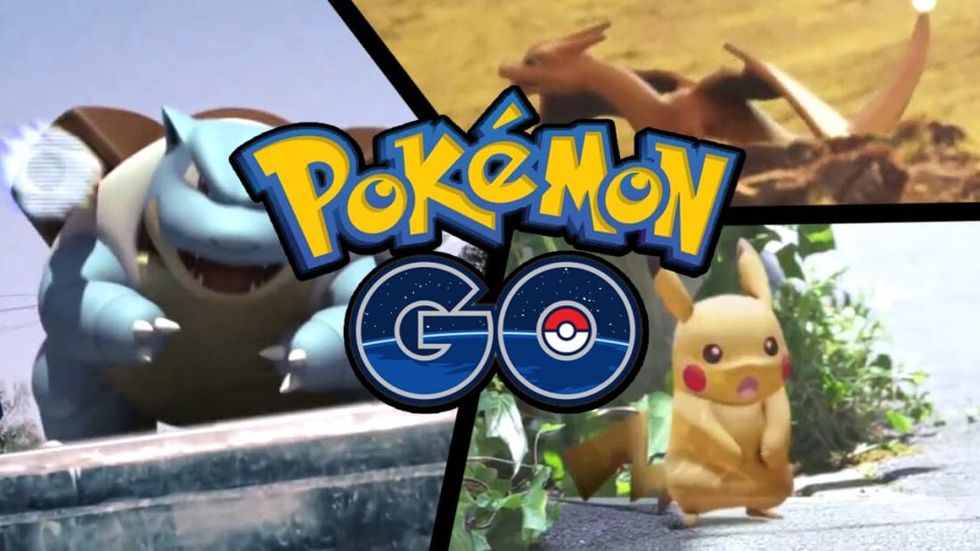 exercise, pokemon go, niantic