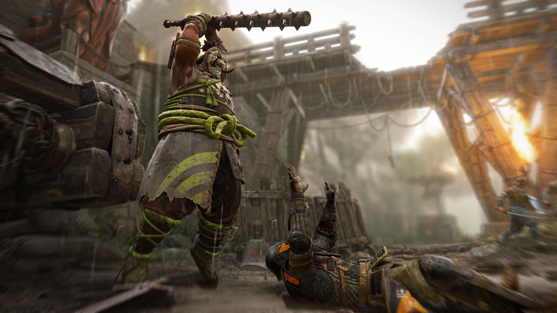 microtransactions, for honor