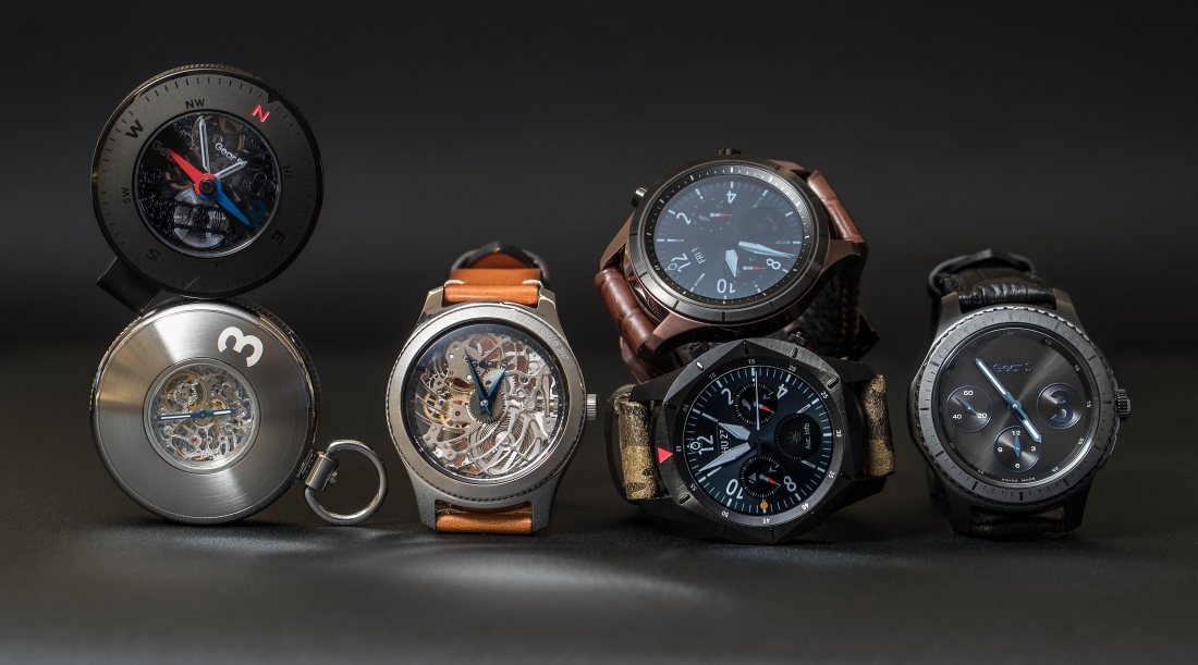 samsung, concept, smartwatch, wearable, gear s3