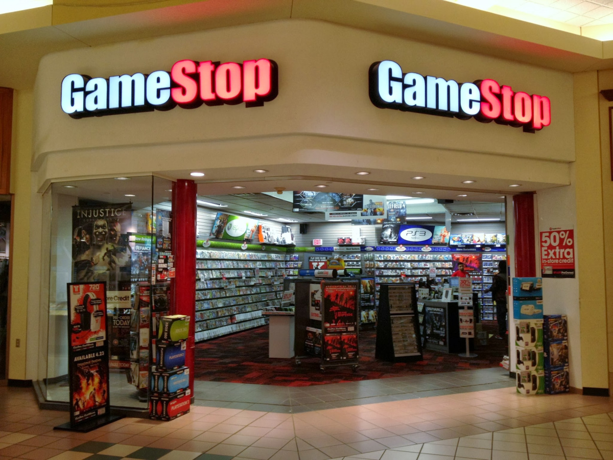 gamestop, video games