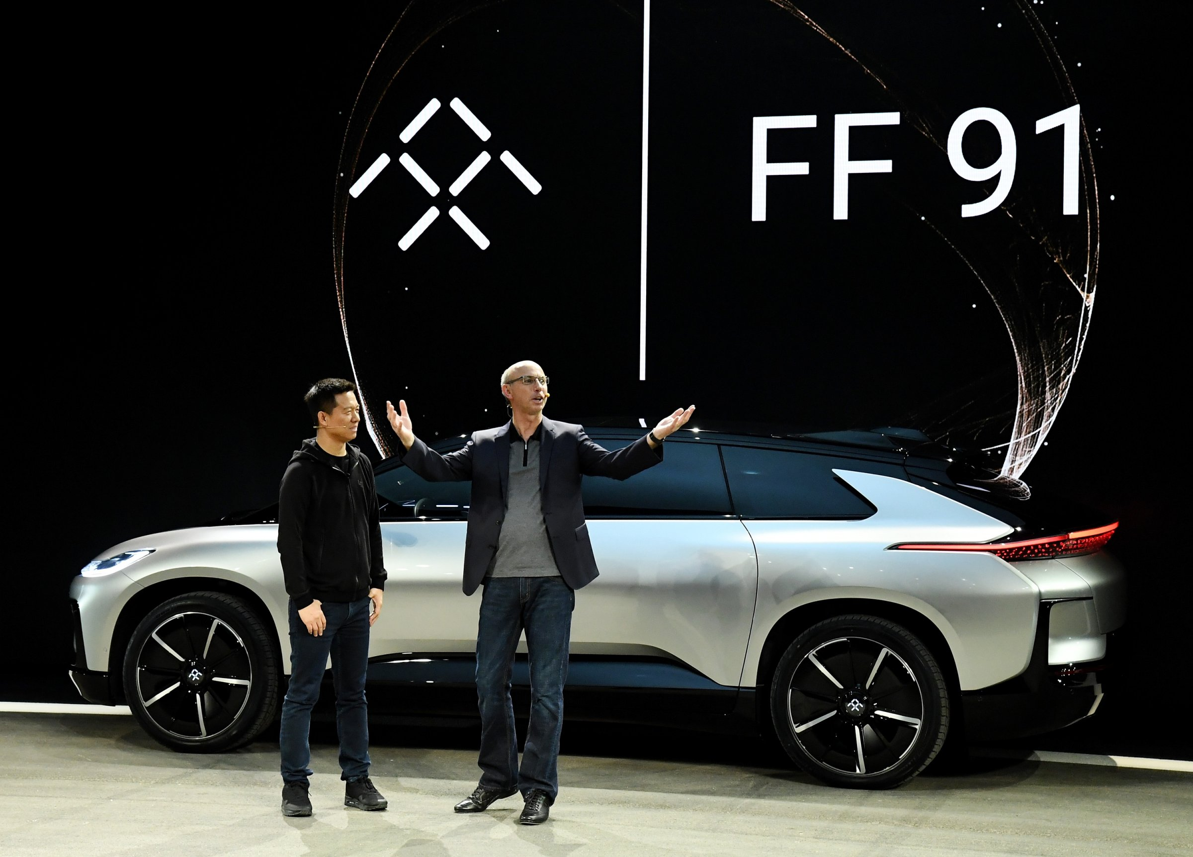faraday future, ff 91