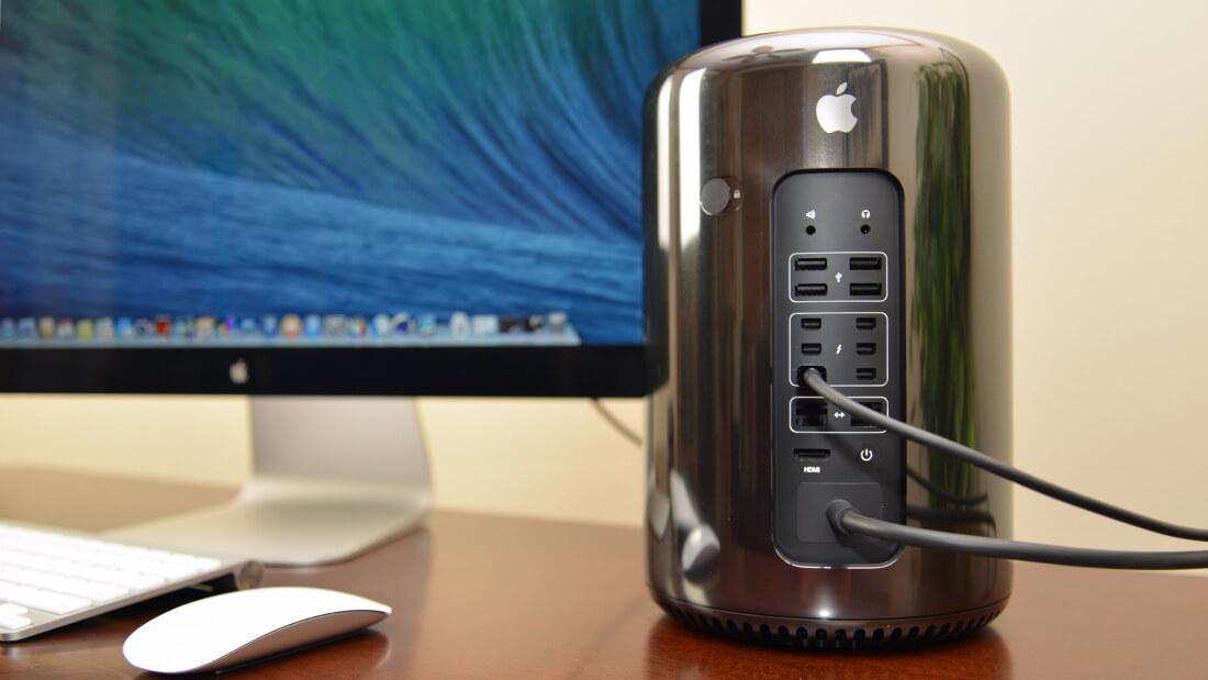 apple, mac pro, workstation, desktop pc