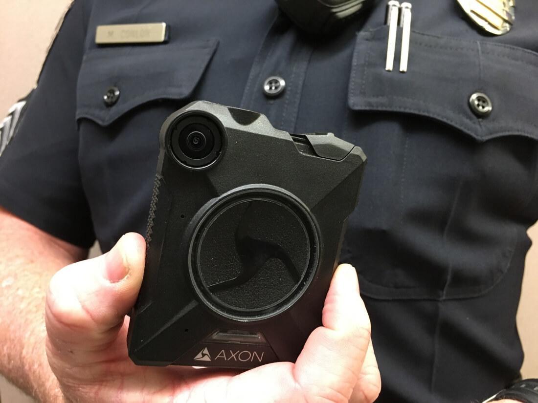 police, taser, axon, body camera