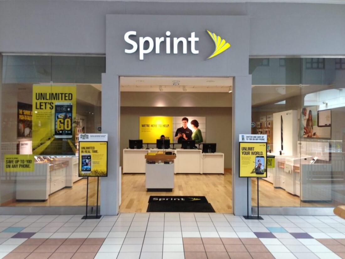 sprint, verizon, att, cell phones
