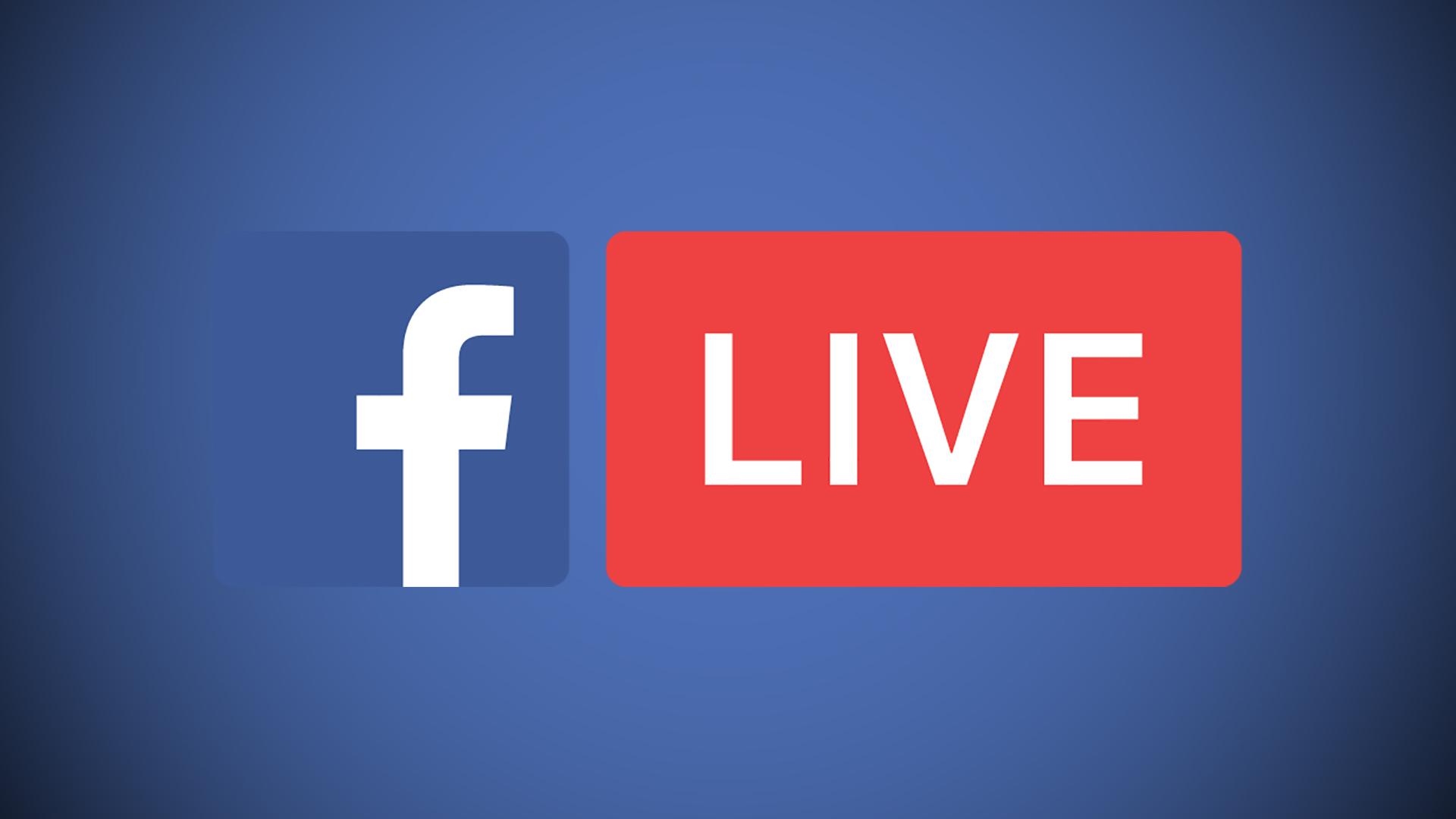 facebook, facebook live