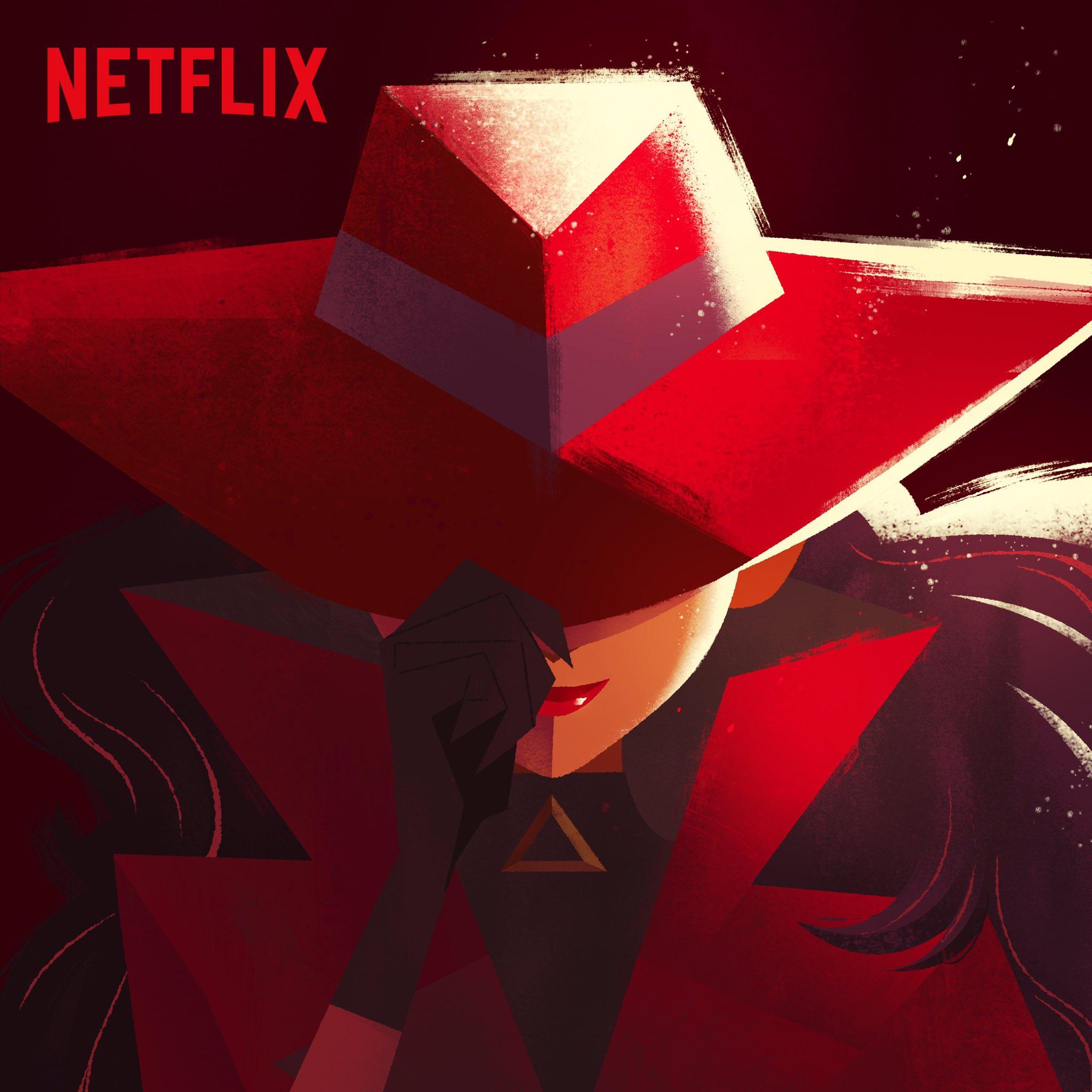 netflix, reboot, carmen sandiego, animated series