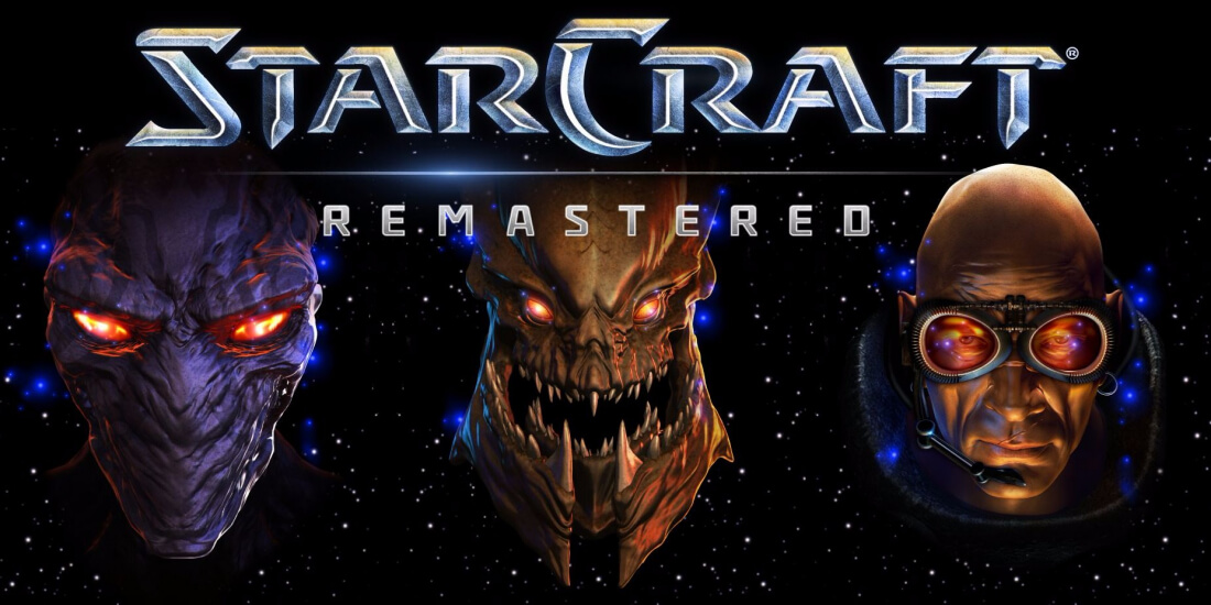 starcraft, nostalgia, freebie, old school