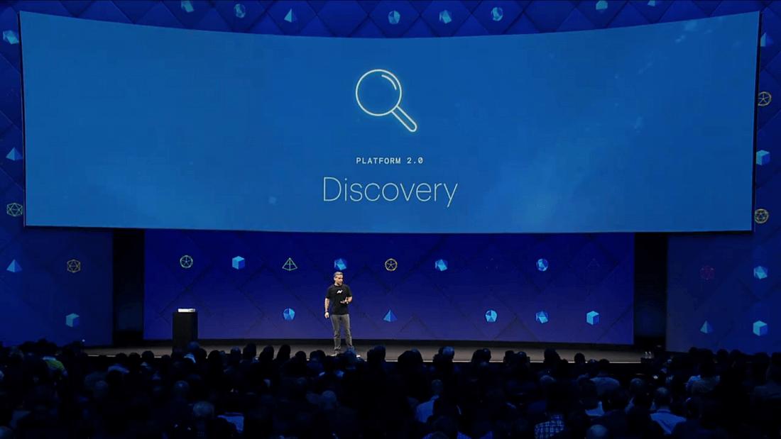 facebook, messenger, f8 conference 2017