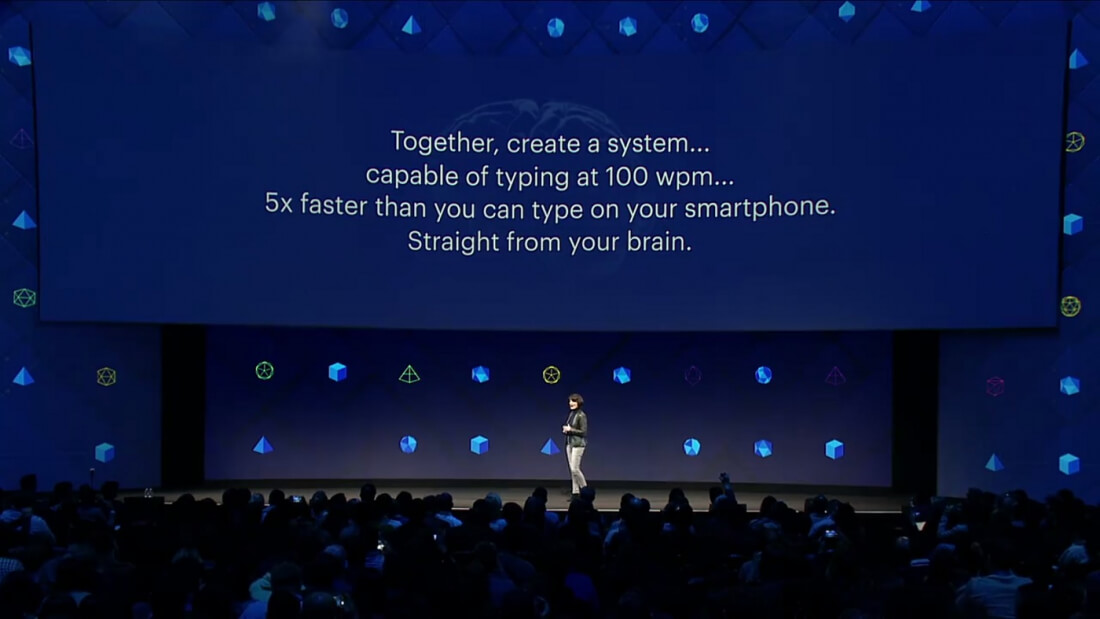 facebook, f8 conference 2017, brain interface