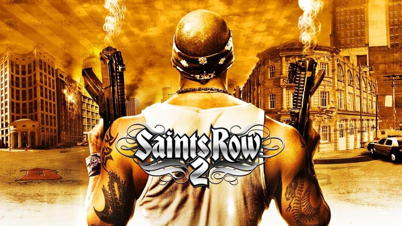 free, gog, drm-free, saints row 2
