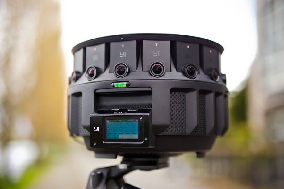 virtual reality, vr, jump, 360 degree video, yi halo