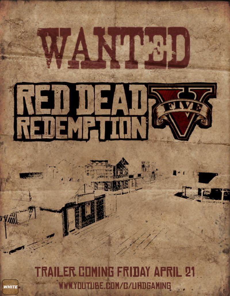 gta v, mods, gta v mod, red dead redemption, red dead redemption v