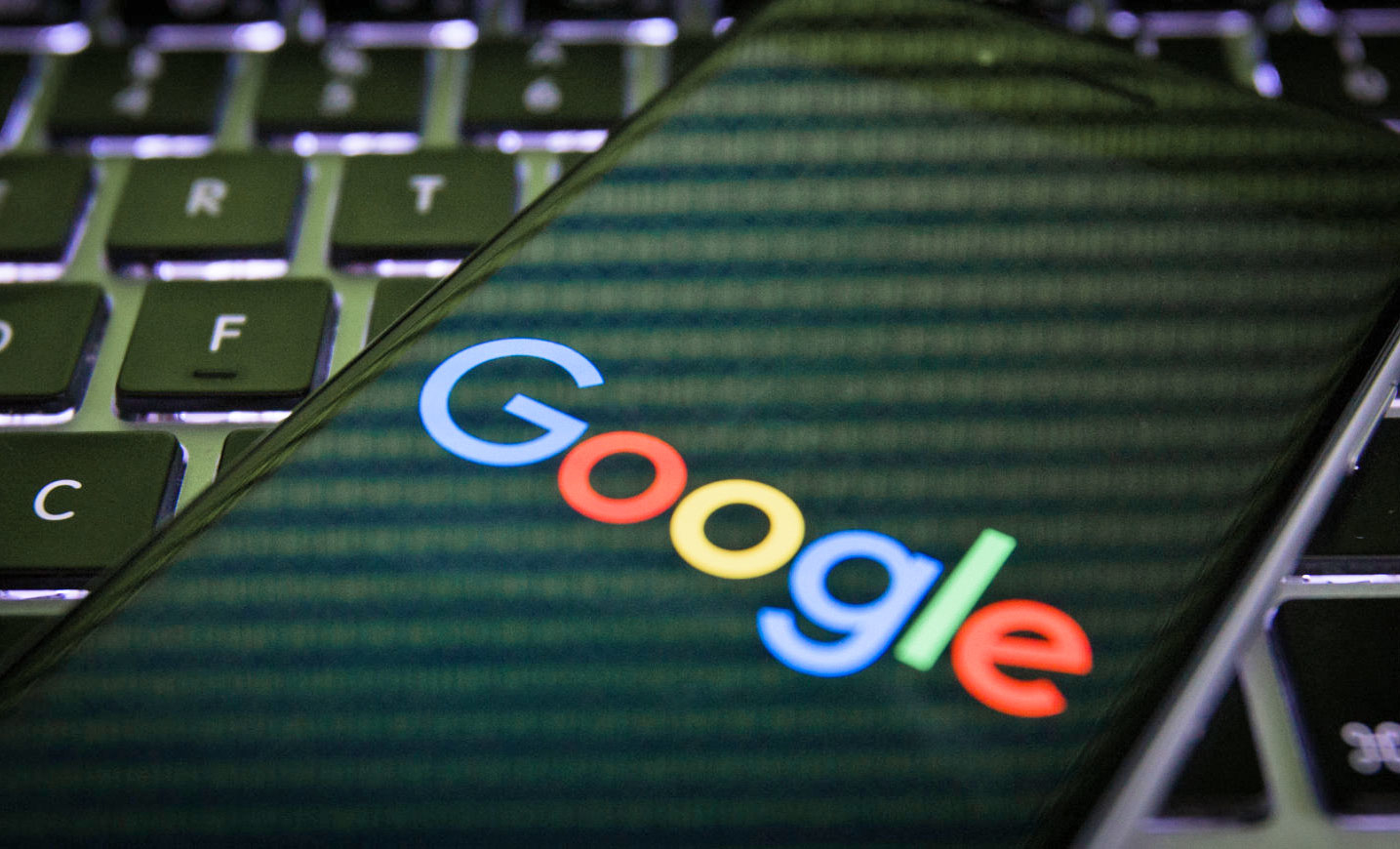 google, search, fake news