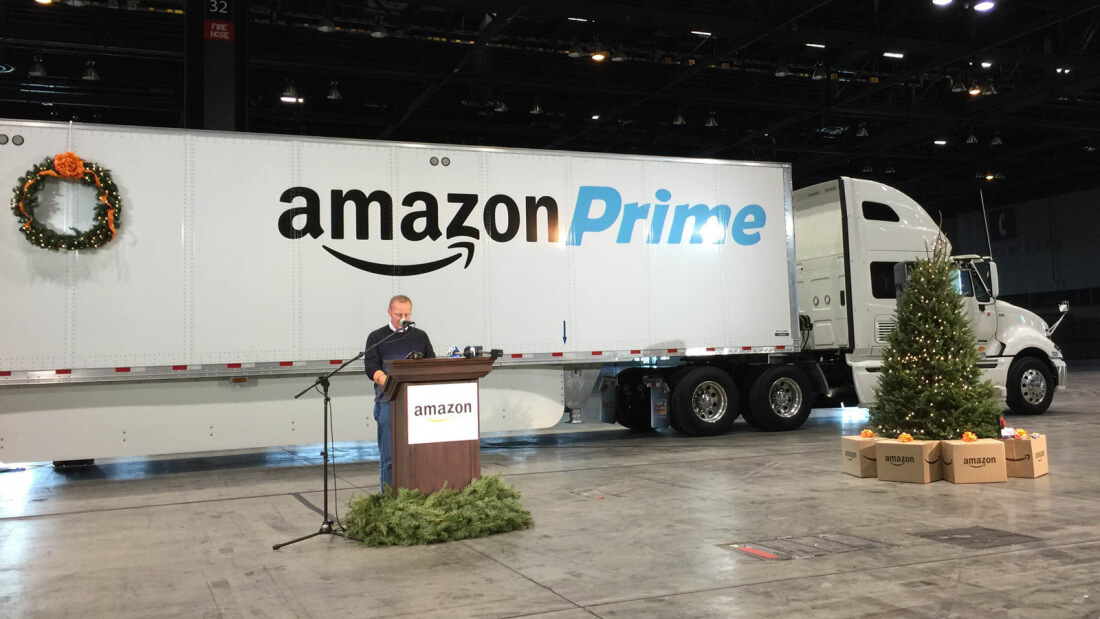 amazon, automation, self-driving cars