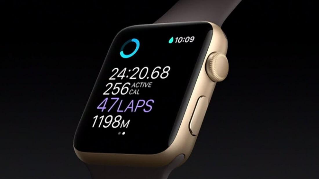 fitbit, apple watch