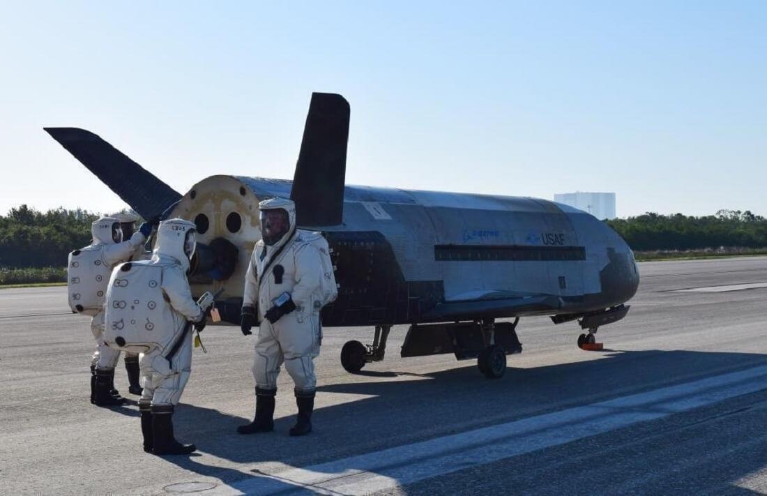 space, nasa, air force, x-37b