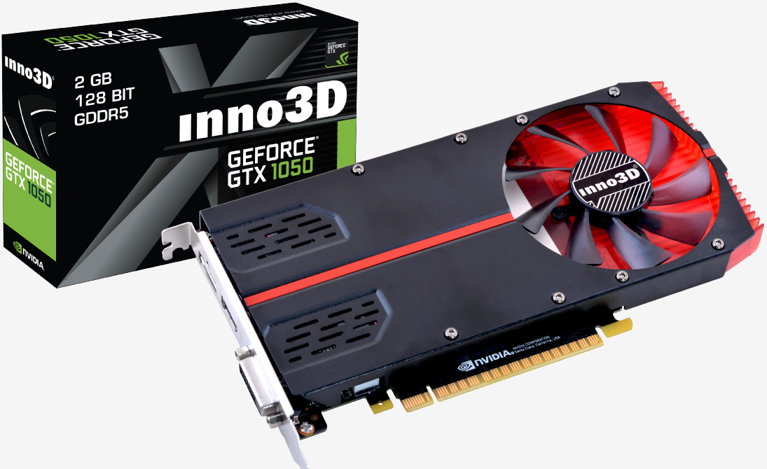nvidia, video card, gtx 1050 ti, inno3d