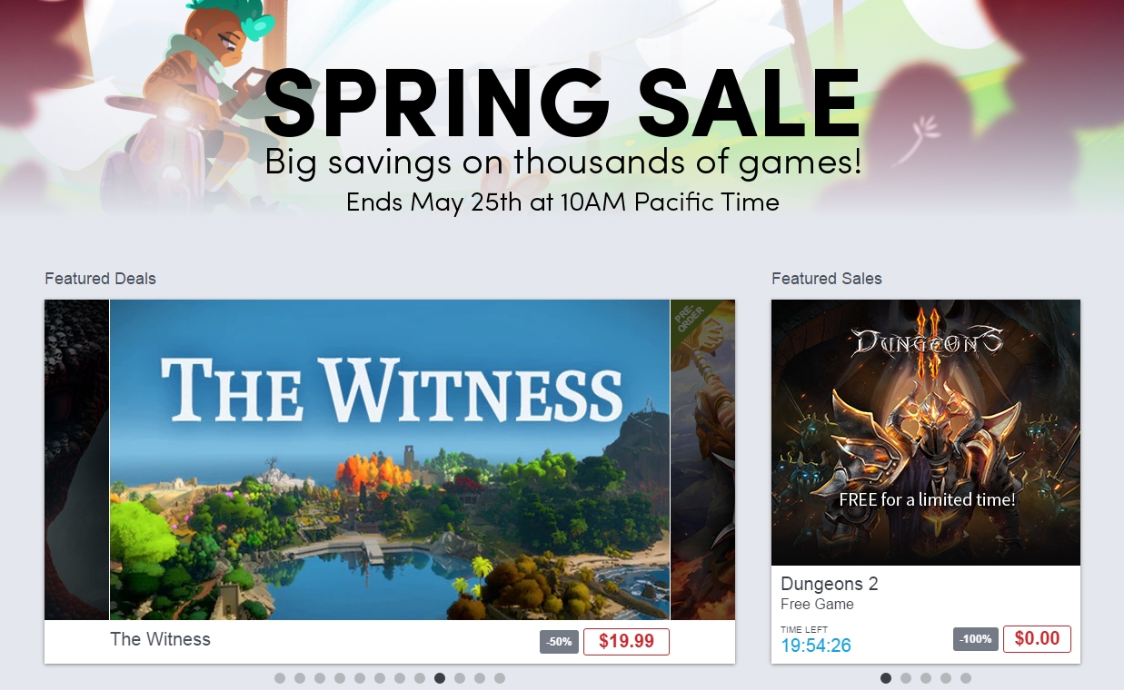 sale, pc gaming, humble store