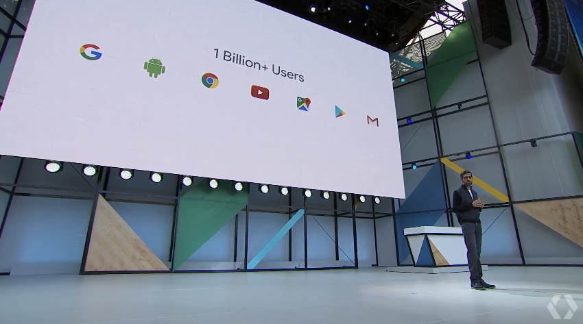 google, android, google drive, sundar pichai, google photos, google io 2017