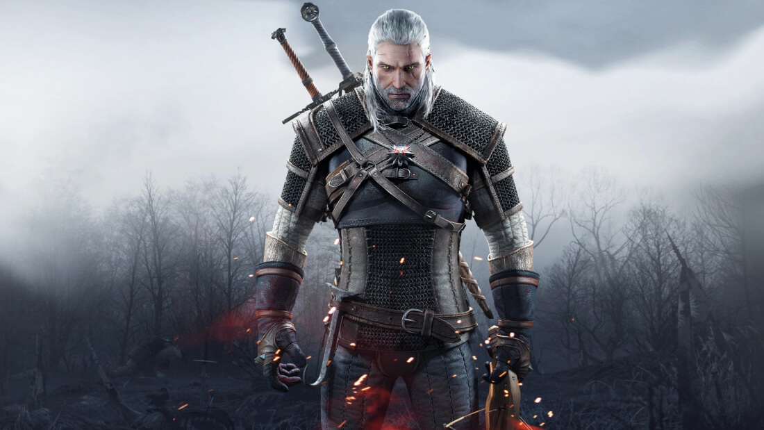 netflix, the witcher, witcher tv series