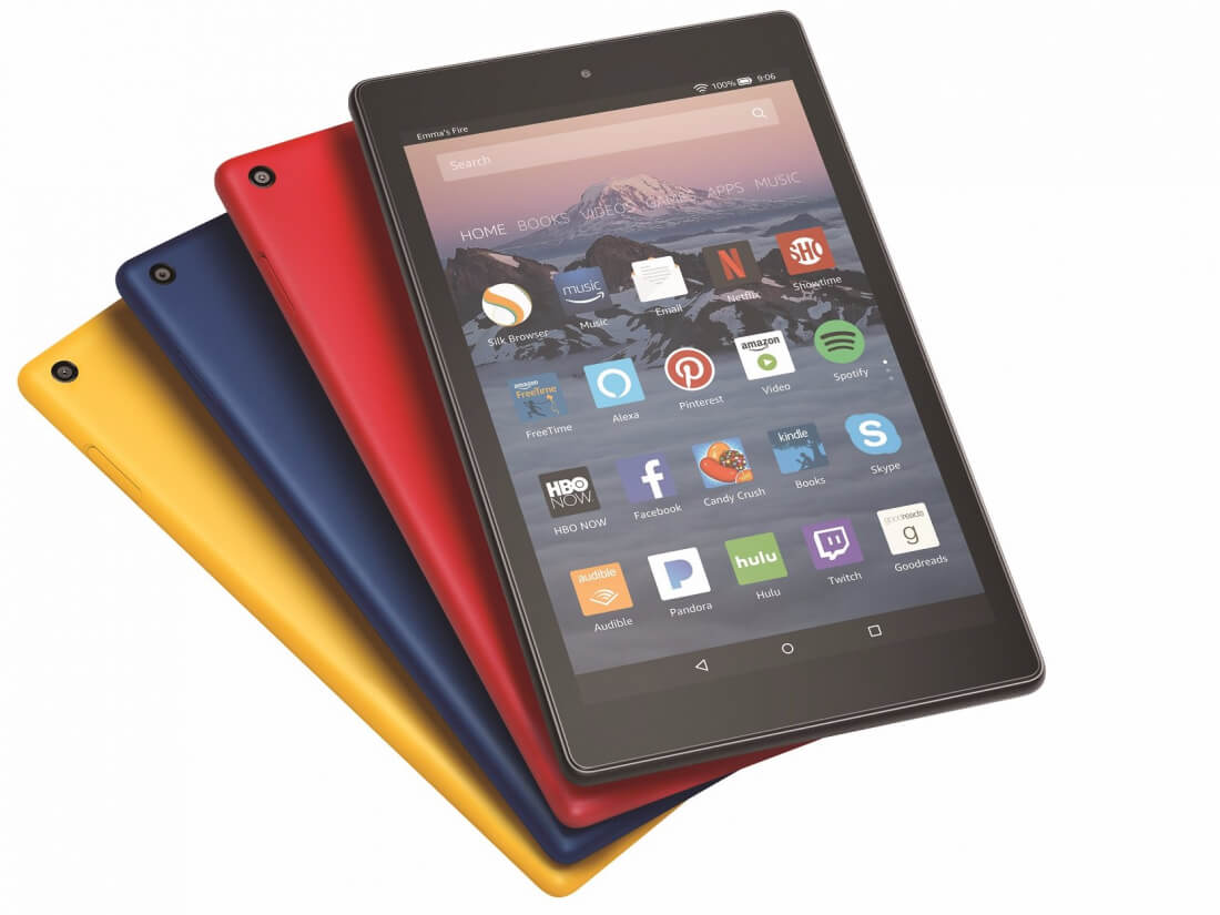 amazon, tablet, fire hd 8, fire 7