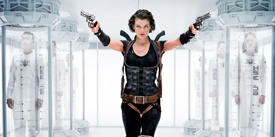 The Resident Evil Film Franchise Is Getting Rebooted