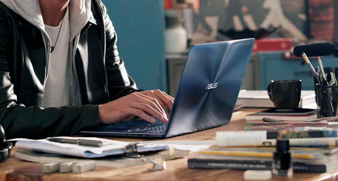Asus launches world's slimmest laptop and new super stylish Zenbooks