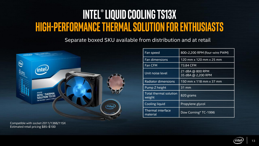 Intel Unveils New X Series Processors Including The