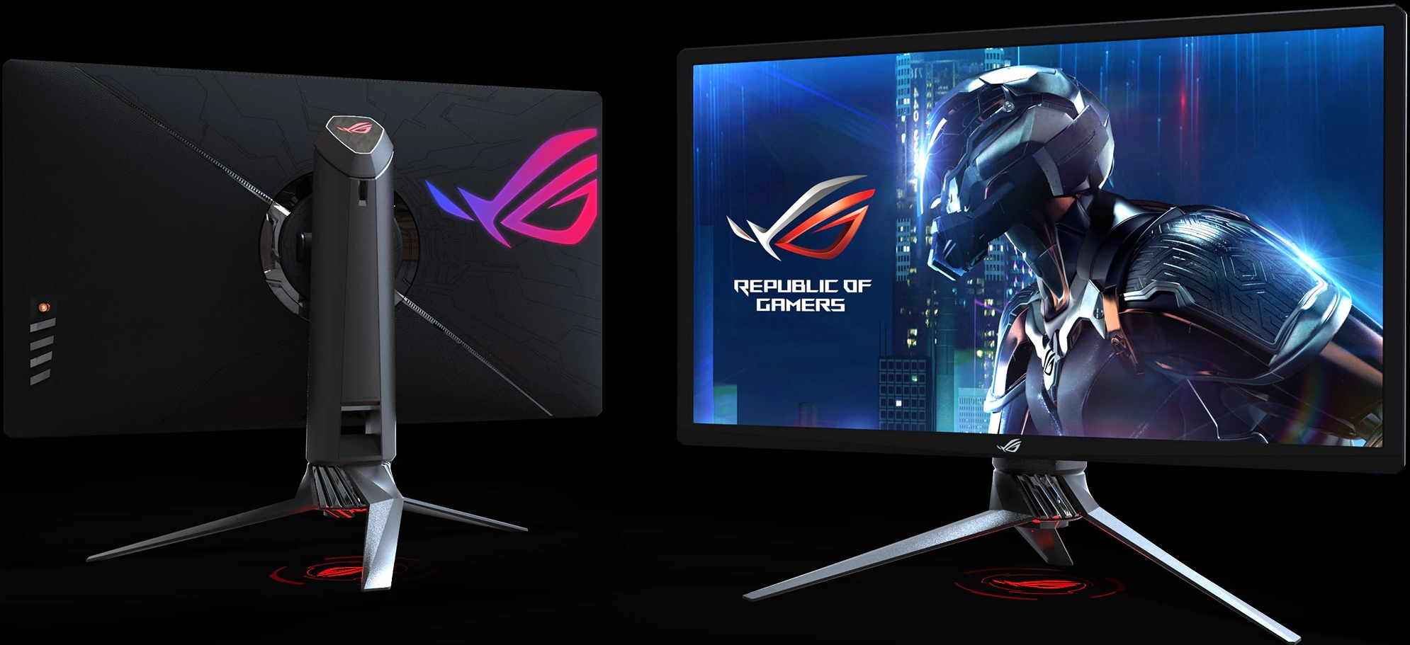 Asus Announces 35 Inch Rog Swift Pg35vq Display With