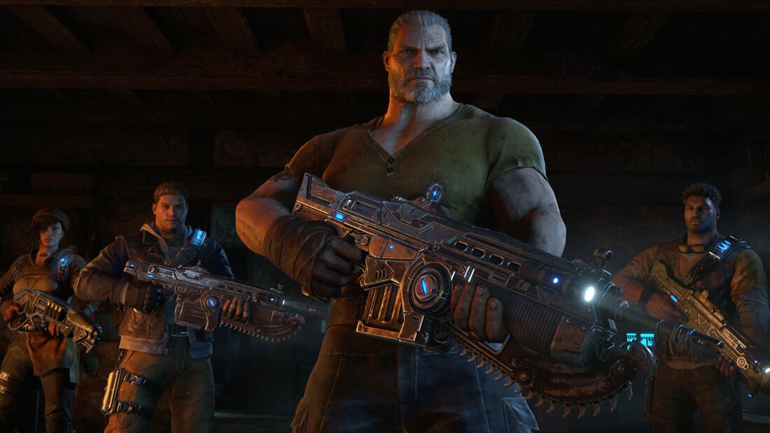 Gears of War 4 Free Trial Begins Today