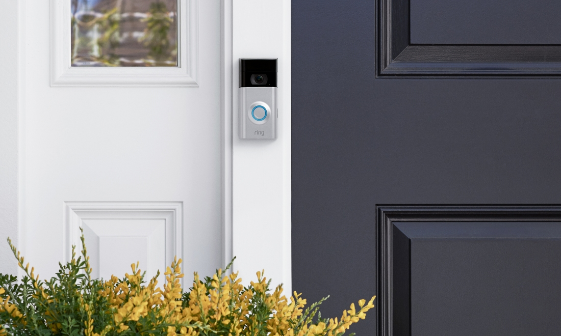 ring, video doorbell