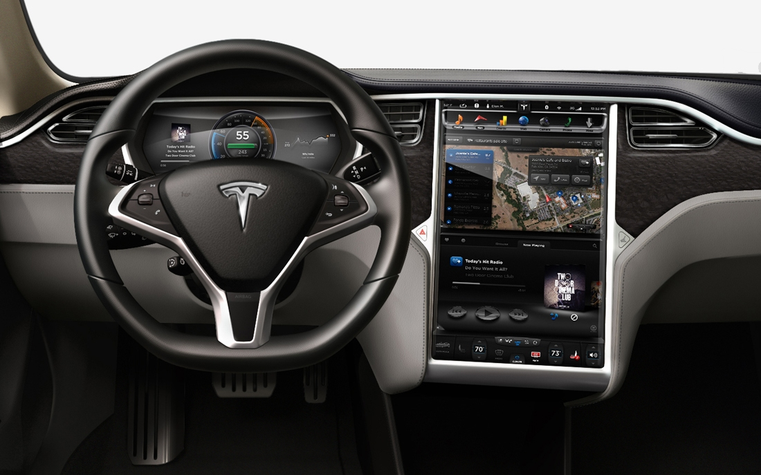 Tesla Reportedly In Talks With Labels For Music-Streaming Service