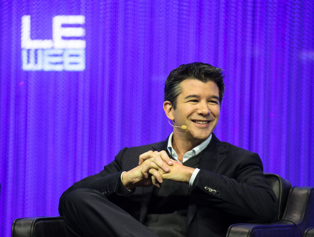 Uber Ex-CEO Travis Kalanick Knew of Stolen Google Files